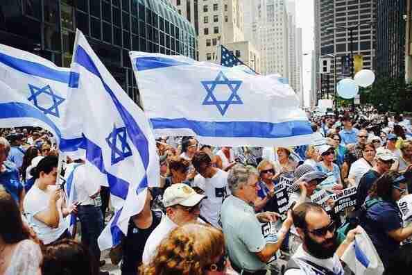 ישראלים בשיקגו והפרברים